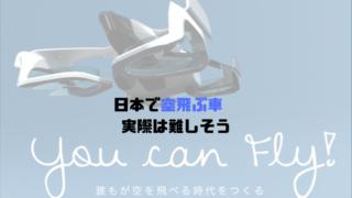 空飛ぶ車問題